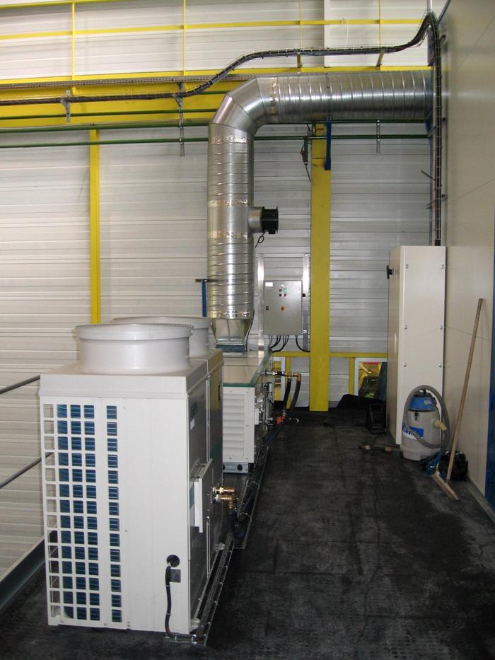 Condotti di ventilazione